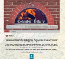 Columbia Bakery