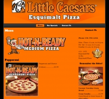 Esquimalt- Pizza
