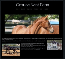 Grouse Nest farm