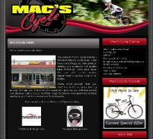 Macs Cycle Cemtre