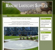 Mainline Landscape Supples