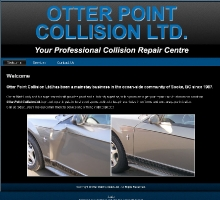Otter Point Collision