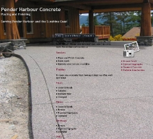 Pender Harbour Concrete