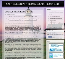 Safe and Sound Home Inspections