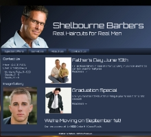 Shelbourne Barbers