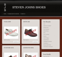 Steven Johns Shoes