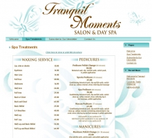 Tranquil Moments Spa