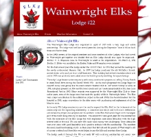 Wainwright Elks