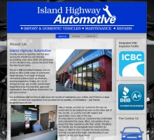 Island Highway Automotive