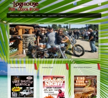 The Loghouse Pub and Liquor Store