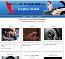 Vancouver Island Towing